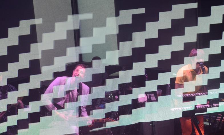 OK Go @ The Troubadour July 22