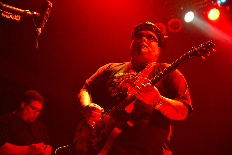 P.O.D. @ House of Blues August 09