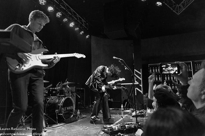 Pale Waves @ The Constellation Room Mar 25
