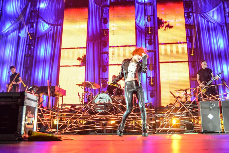 Paramore @ The Honda Center Oct. 19