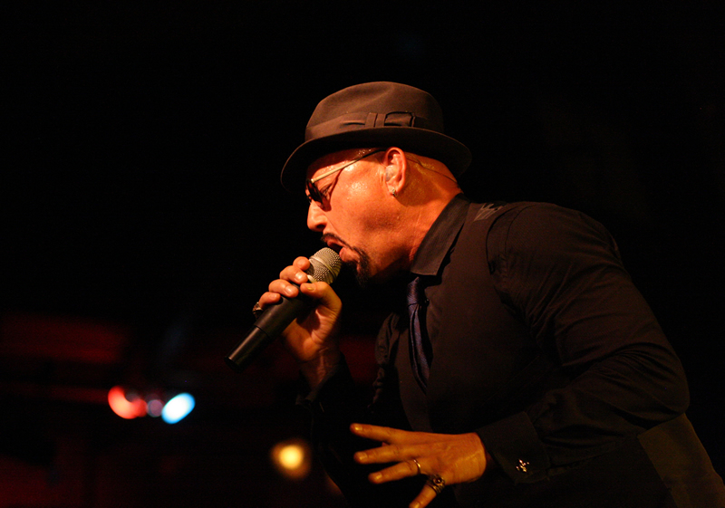 Queensryche Geoff Tate @ The Coach House Jul 31