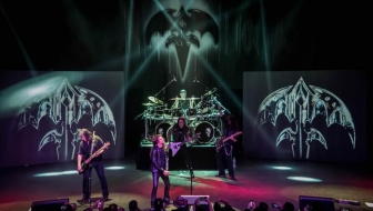 Queensryche @ Riverside Municipal Auditorium Nov 17