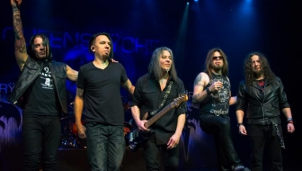 Queensryche @ Sycuan Apr 1