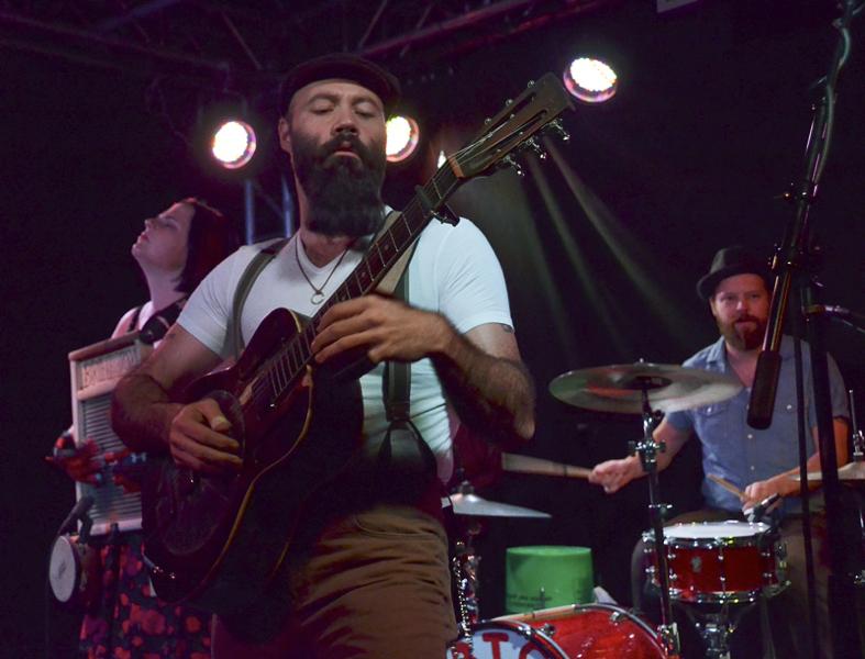 Reverend Peyton's Big Damn Band @ Slidebar Nov 6