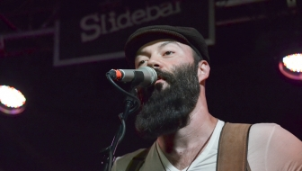 Reverend Peyton's Big Damn Band @ Slidebar Nov 6