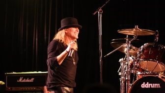 Robin Zander Band @ The Coach House Dec 13