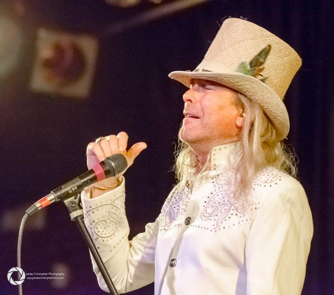 Robin Zander Band @ The Coach House Sep 11