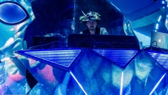 Shpongle @ The Grove of Anaheim Mar 15