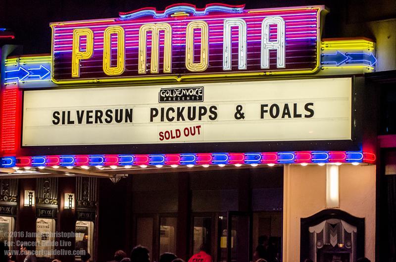 Silversun Pickups @ Fox Theatre Apr 14