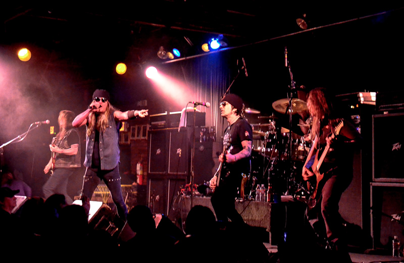Skid Row @ The Coach House May 16