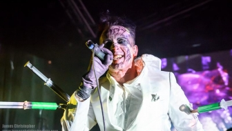 Skinny Puppy @ The Observatory Nov 12