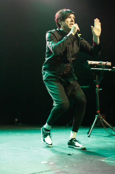 Sparks @ The Fonda Nov. 11