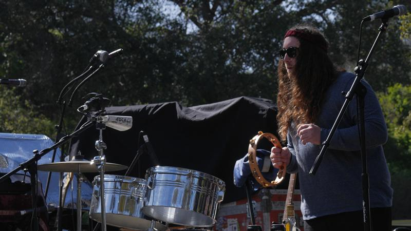 Starry Nites Festival Day 1 @ Santa Barbara Mar 18-Down Dirty Shake