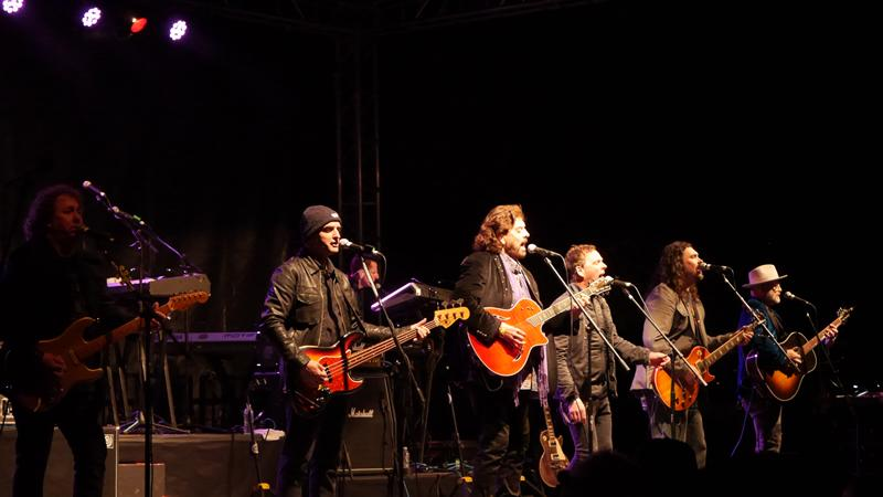 Starry Nites Festival Day 2 @ Santa Barbara Mar 19-Alan Parsons Live Project