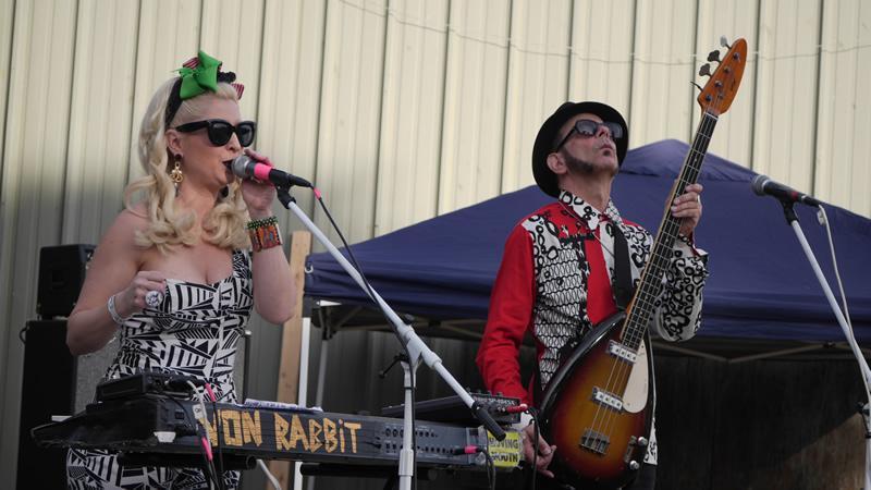Starry Nites Festival Day 2 @ Santa Barbara Mar 19-Jesika Von Rabbit