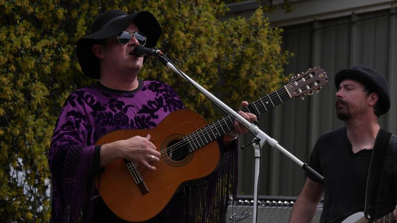 Starry Nites Festival Day 2 @ Santa Barbara Mar 19-Michael & The Machines