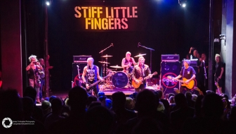 Stiff Little Fingers @ The Observatory Sep 2