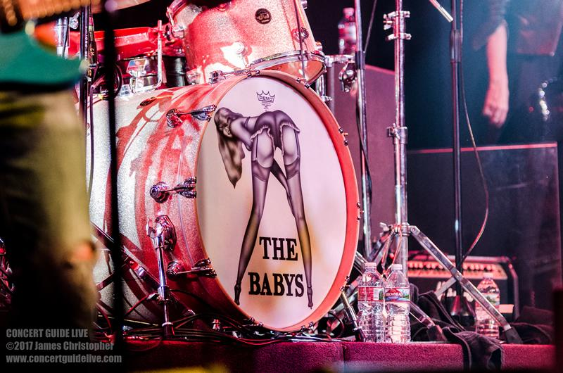 The Babys @ The Coach House Apr 29