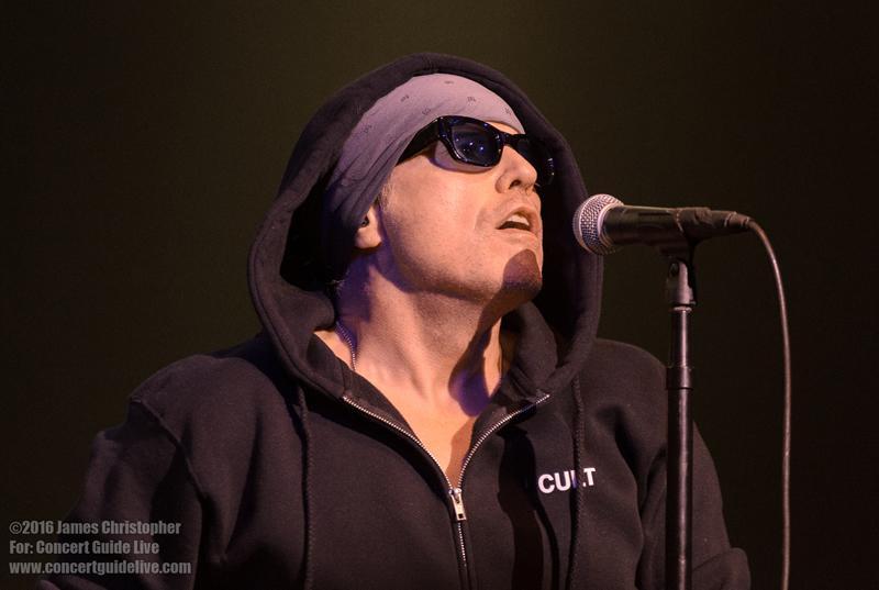 The Cult @ The Grove Jun 3