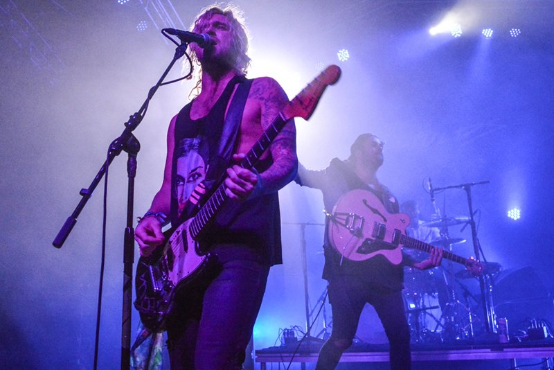 The Griswolds @ The Observatory Jul 6