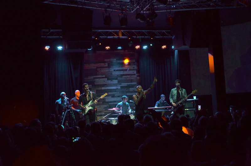 The Heavy @ The Constellation Room Aug 6