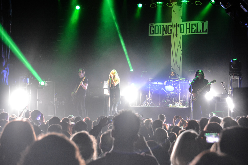 The Pretty Reckless @ HOB Oct. 10