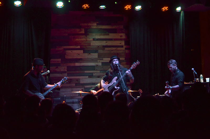 The Silent Comedy @ The Constellation Room Aug 6