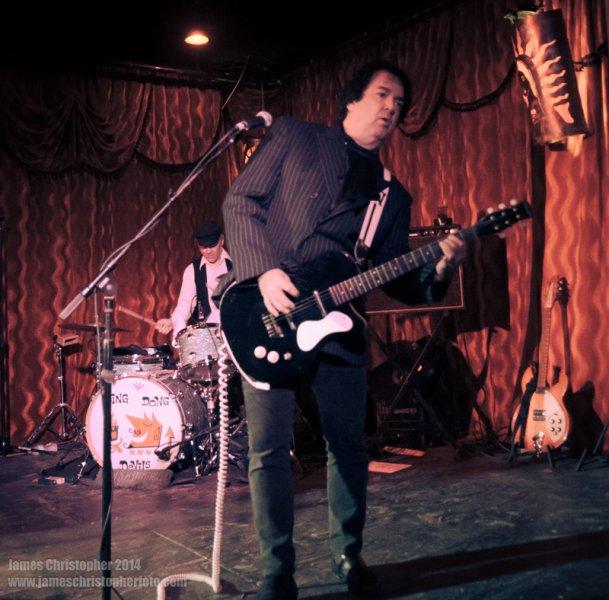 The Woggles @ Alex's Bar Nov 20
