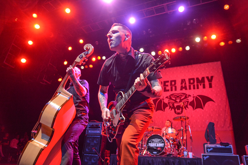 Tiger Army @ The Grove Oct 25