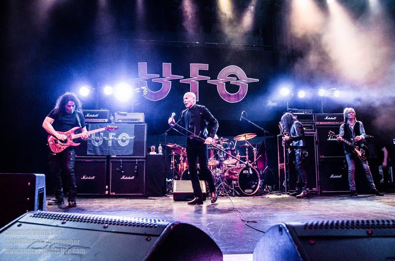 UFO @ The Grove Mar 18