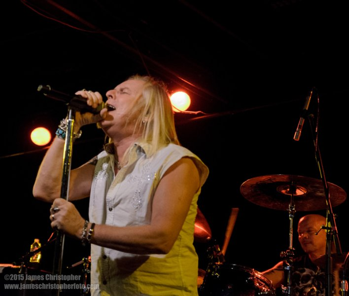 Uriah Heep @ The Coach House Mar 12