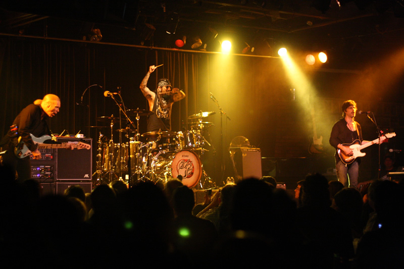 Winery Dogs @ The Coach House Oct. 6