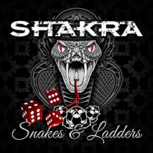 """SHAKRA """"Snakes & Ladders"""" cover"""