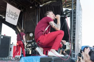 THE MAINE-Warped Tour 2018/Pomona; photo Lauren Ratkowski