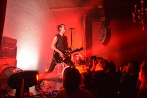JAPANDROIDS; photo Andy Ortega