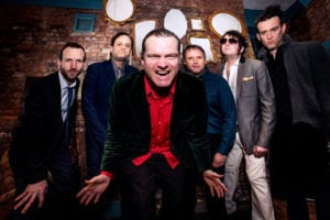 Electric Six; press photo