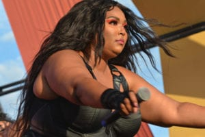 LIZZO; photo Andy Ortega