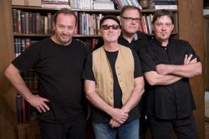 THE SMITHEREENS w/Marshall Crenshaw play The Coach House Feb. 10; press photo