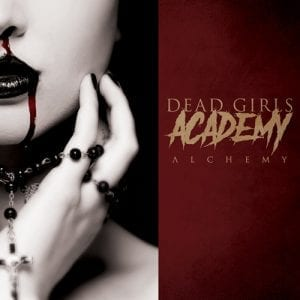 DEAD GIRLS ACADEMY album cover