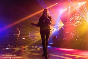 TAKING BACK SUNDAY; photo Lauren Ratkowski
