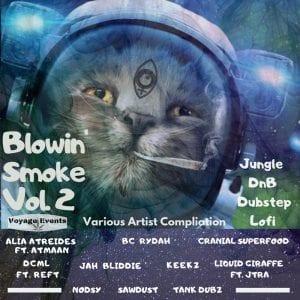 BLOWIN SMOKE VOL. 2 cover