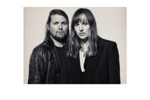 Band Of Skulls; press photo