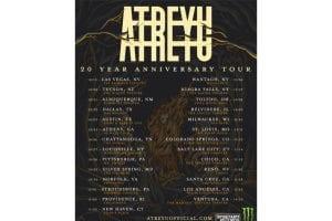 Atreyu tour dates