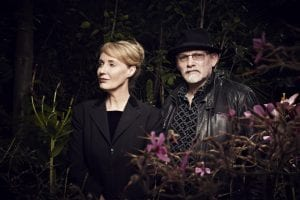 Lisa Gerrard and Brendan Perry of DEAD CAN DANCE; Photo: Jay Brooks