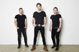 BIG WRECK; Press Photo
