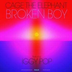 Cage The Elephant with Iggy Pop