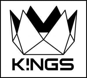 K!NGS logo