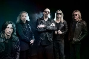 JUDAS PRIEST; press photo