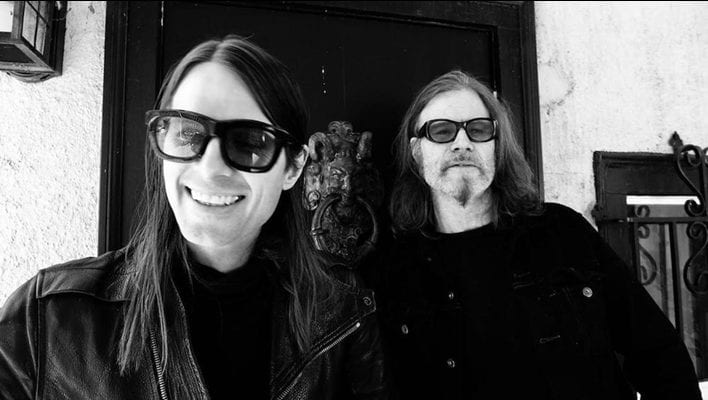 MARK LANEGAN and WESLEY EISOLD