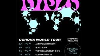DIPLO Corona World Tour Dates